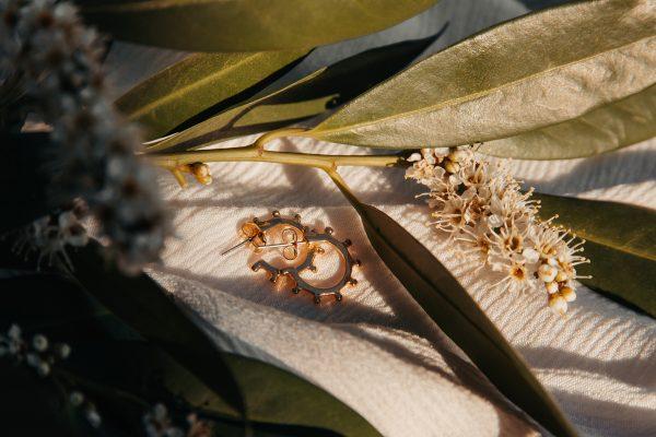 brillenkette mit perlen weiß