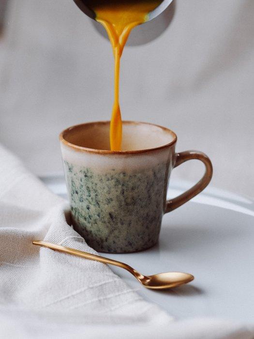 Frühlingsrezepte - Honigmilch